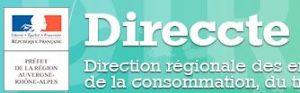 Direccte Auvergne-Rhône-Alpes - Direction régionale des entreprises de la concurence, de la consommation, du travail et de l'emploi d'Auvergne-Rhône-Alpes